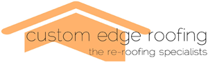 Custom Edge Roofing logo